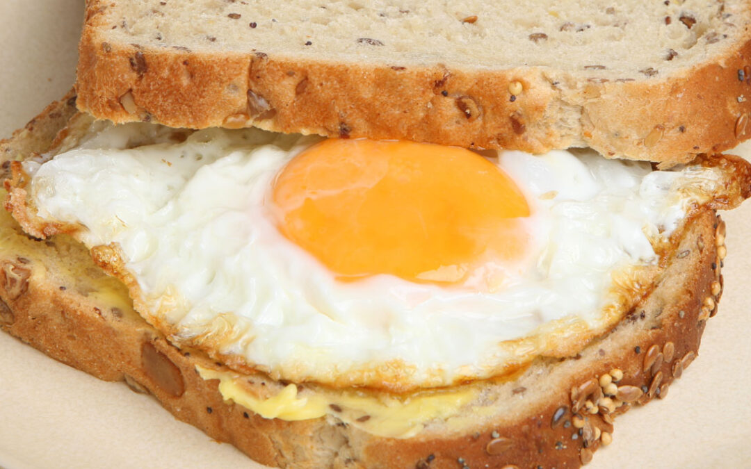 Nederlanders eten meer eieren