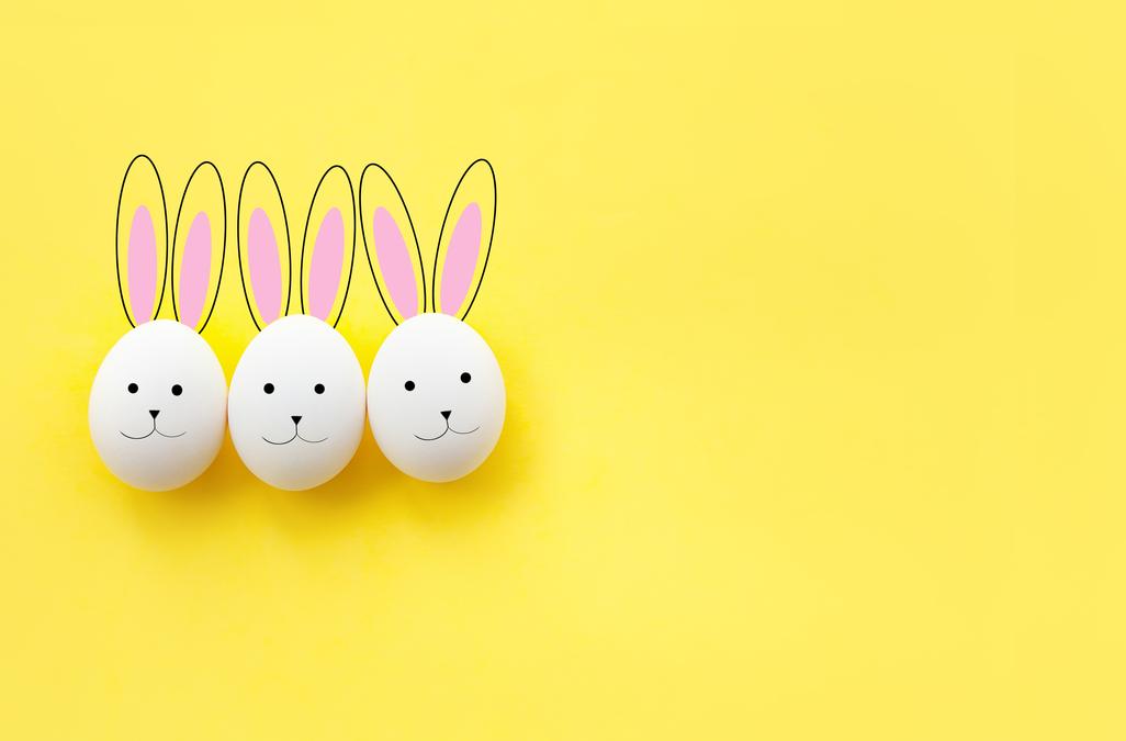 Waarom eten we met Pasen zoveel eieren?